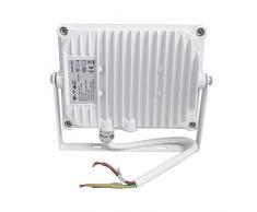 V-TAC 5790 Faretto Led Esterno SMD 20W Slim Bianco Faro Luce Naturale