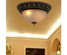 Quietness @ Loft Nordic lampada da soffitto di design contemporaneo di personalità creative lampade per la camera da letto per bambini sala da pranzo Soggiorno magazzino upgrade in ottone,