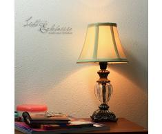 Splendida lampada da tavolo/comodino lampada da tavolo in stile classico RY1/5/031