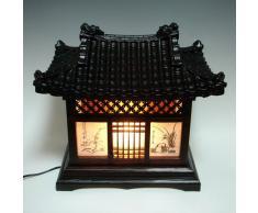 Lampada etnica acquista lampade etniche online su livingo for Abat jour da camera da letto