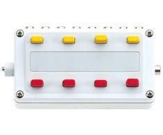 Märklin 72740 - Modellismo ferroviario, Quadro di comando per circuiti di trazione e illuminazione, scala H0