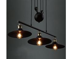 Illuminazione per cucina color nero da acquistare online su livingo