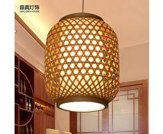 lampadari in rattan : Lampadari in rattan proposti in vari modelli su Livingo.it