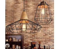 Plafoniera Ferro Battuto Nero : Lampadario in ferro battuto » acquista lampadari