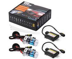Xcsource 55 W di conversione HID Xenon kit zavorra sottile fascio singolo e Bi-Xenon opzioni H7 9004 6000 K faro Canbus senza errori LD708