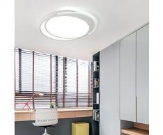 Plafoniere Quadrate Neon Ufficio : Plafoniere quadrate color bianco da acquistare online su livingo