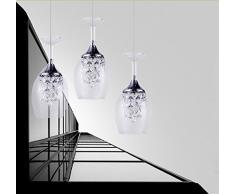 220v 10W LED Ø67cm*H95cm Cuore Moderno Trasparente Gioiello di Cristallo di Goccia Della Pioggia Lampadario a Sospensione a Soffitto Luce di Illuminazione del Lampadario a Bracci