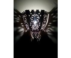Applique e lanterne per esterni la notte sceglie vigor