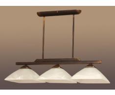 Nuovo lampadario a sospensione Top Diano MD, lampada a sospensione 3H a 3 luci lampada Top Design