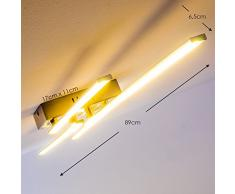 Plafoniera LED Casale - 17 Watt - 1360 Lumen - Bianco caldo [Classe enrgetica A]