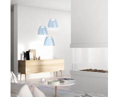 Philips 409043516 Tenuto Lampada a Sospensione a LED, Blu
