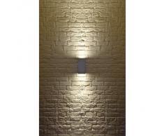 SLV, Lampada da parete, forma rettangolare, GU10