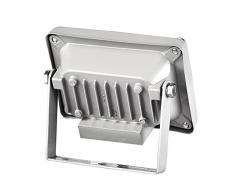20W LED di inondazione, Spotlight esterno, bianco diurno (6000-6500K), impermeabile, AC 200-240V, Super Bright, luminoso eccellente, 2000LM,CE, ROHS Certificazione