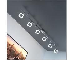 Plafoniere Led Moderne Da Soffitto : Lampade da soffitto a led b.k.licht acquistare online su livingo