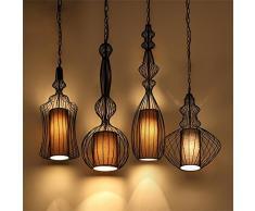 Plafoniere Ferro Battuto Nero : Lampadario in ferro battuto acquista lampadari