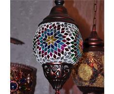 Y&M lampadari di Boemia Marocco luci luci portico del corridoio di cristallo lampada lampadario, a destra , 40
