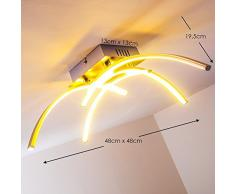Plafoniera LED Elia - 14 Watt - 1200 Lumen - Bianco caldo [Classe energetica A]