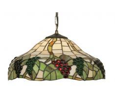 Oaks Lighting OT 0209/16 - Lampada per soffitto Tiffany