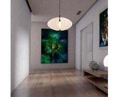 Plafoniere Da Soffitto In Legno : Lampade in legno wodewa da acquistare online su livingo