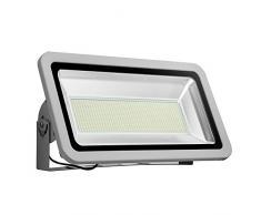 500W LED Flood Light, Spotlight esterno, bianco freddo (6000-6500K), impermeabile IP65, AC 200-240V, Super Bright, 50000LM,CE, ROHS Certificazione