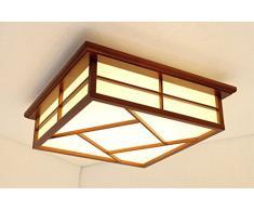 Plafoniere Da Soffitto In Legno : Lampade in legno wandun da acquistare online su livingo