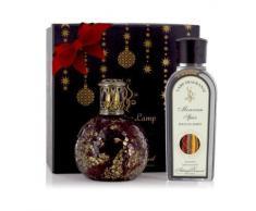 Ashleigh & Burwood - Lampada diffusore di essenze con olio di spezia del Marocco, modello: Dragon's Eye