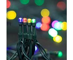 Luci natalizie a led yasolote da acquistare online su livingo