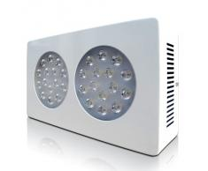 Lampada Coltivazione LED AURA S2 HeavenGrow GROW LIGHT 90W Lenti 2X 6 Bande