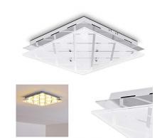 Plafoniere Da Ufficio : Plafoniera da ufficio led pannel p luzitalia light lampade
