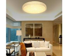 Plafoniere Da Corridoio : Plafoniere in cristallo color bianco da acquistare online su livingo