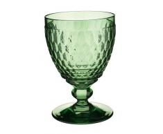 Villeroy & Boch Boston Coloured Calice Acqua, Verde, 0.4 Litri, 144 mm