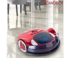 omnidomo-komobot-robot Aspirapolvere intelligente, 25 W, Batteria ad alta capacità, Serbatoio da 140 ml, autonomia 30 min