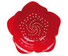Zak Designs 0078-5478 - Scolapasta, colore: Rosso