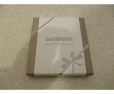 Sambonet 52550C59 forchetta Forchetta da Dessert Acciaio Inossidabile 6 Pezzo(i)