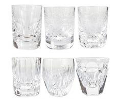 Baccarat Set 6 Bicchieri da Liquore Everyday 2810874