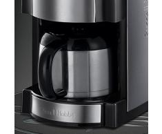Russell Hobbs 21430-56 Buckingham Grind And Brew Macchina del Caffè Con Caraffa Termica