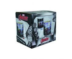 Marvel PP2974MA Tazza TERMOCOLORE Avengers, Ceramica, Multicolore, 10x11x11 cm
