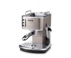 De'Longhi ECZ351.BG Scultura Macchina per caffè Espresso con pompa, Bronzo Beige