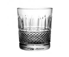 Crystaljulia 8666 - Bicchieri da Whisky, in Cristallo al Piombo, 6 Pezzi, 280 ml