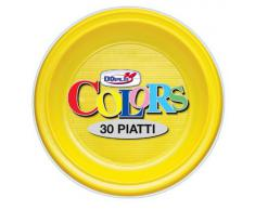 Piatti Piani X 30 Gialli
