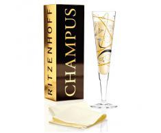 Ritzenhoff 1070205 Beauregard F14 - Calice per champagne