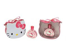 Hello Kitty Eau de Toilette spray e metal lunch box, 100 ml