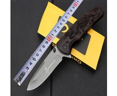 KNIFE SHOP Autodifesa allaperto Anello conveniente coltello Piega lesercito svizzero coltello-X45