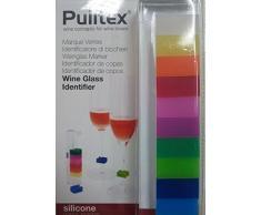 Pulltex blister calice identificativo, gomma, multicolore, 15Â x 9Â x 1.5Â cm