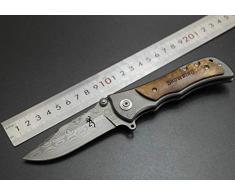 KNIFE SHOP Pieghevole Allaperto Coltello Coltello Esercito Svizzero Multifunzione di Autodifesa Coltello Salute Coltello-339