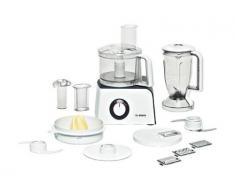 Bosch MCM4100 Robot da Cucina Multifunzione, Colore Bianco/Antracite, 800 W