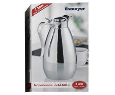 Esmeyer Palace - Caraffa termica PALACE, contenuto: 1,0 l in acciaio inox, infrangibile altezza: 225 mm