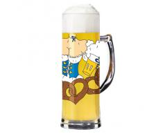 Ritzenhoff 1780049 Fierek F14 - Boccale per birra da 0,5 litri