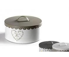 BISCOTTIERA LATTA CUORE D.25XH11 652066
