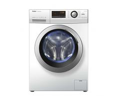 Haier HW70-B12636 Libera installazione Carica frontale 7kg 1200Giri/min A+++-40% Bianco lavatrice